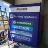 Rótulos de aluminio DIBOND® personalizados
